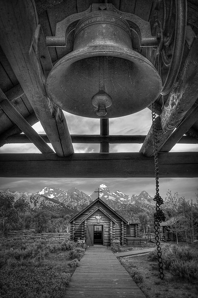 """The Chapel in the Mountains II"""