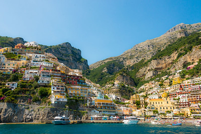 I Dream of Positano