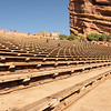 Workout space at Red Rocks