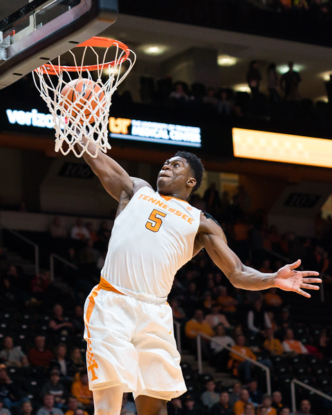 NCAA Basketball 2017: Lipscomb vs Tennessee DEC 09