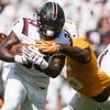 NCAA Football 2017: South Carolina vs Tennessee OCT 14