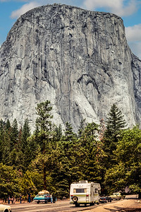 3000 Feet Straight Up: El Capitan, Yosemite National Park,  1979