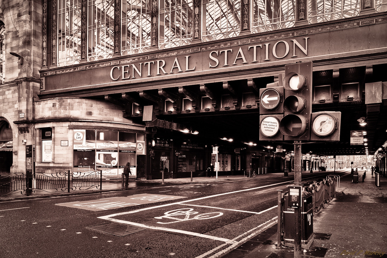 Under the Station