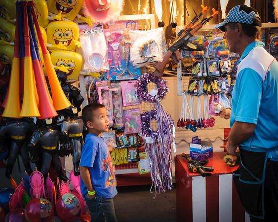 Encounter at the Fair