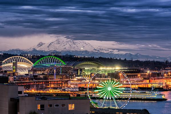 Seattle Greens