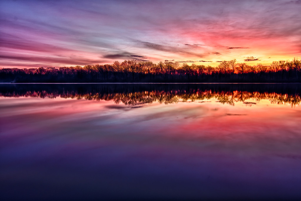 God shared a little of his beauty this morning. I rarely get up early - however I decided to get up early and go shoot the sunrise - I think I sat in awe of the beauty more than I shot. Here is an early look at one of the shots.