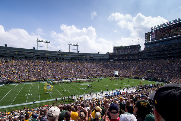 Packers 100 Years, Green Bay Wisconsin