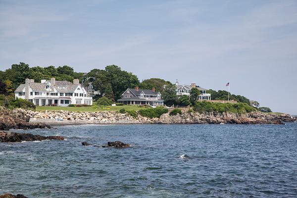Cliff Walk, York Maine