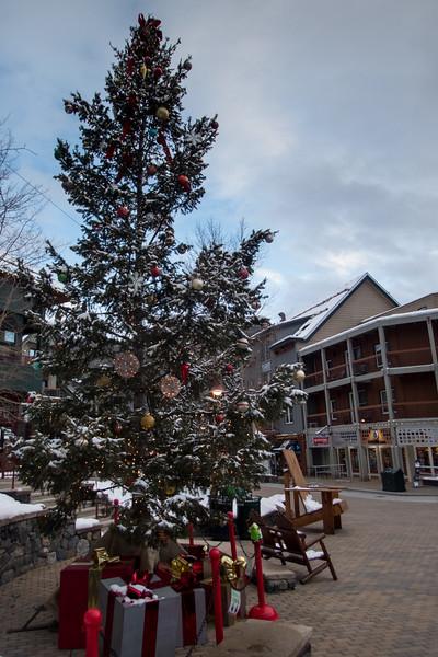 Christmas in River Run, Keystone Colorado