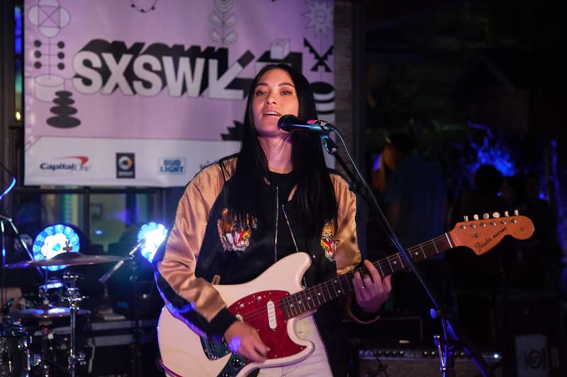 San Mei at SXSW 2019, Austin Texas