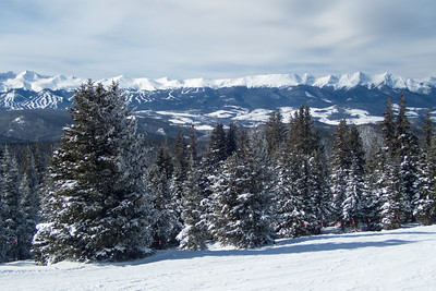Outback Overlook, Keystone Colorado