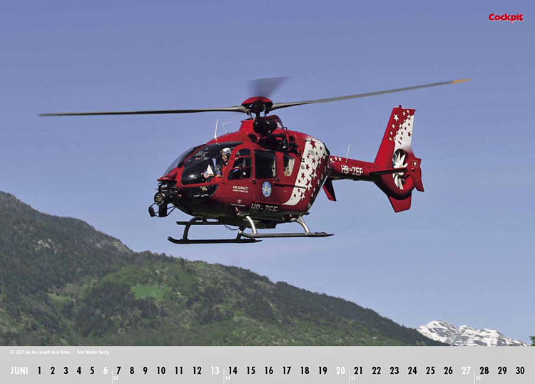 Cockpit Calendar – Rotorworld Jun 2010