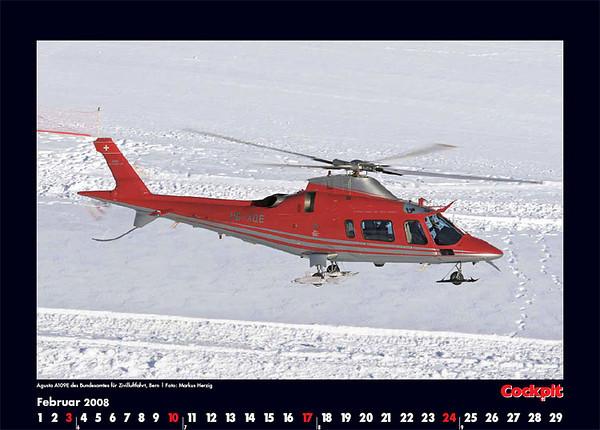 Cockpit Calendar – Rotorworld Feb 2008