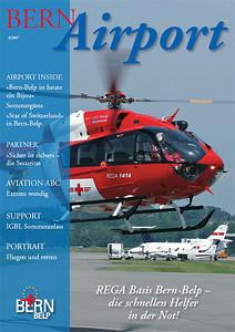 Bern Airport - Magazine Cover No.3 2007