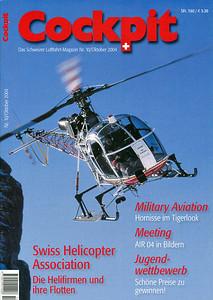 Cockpit - Magazine Cover No.10 2004