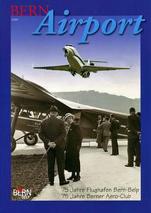 Bern Airport - Magazine Cover No.2 2004
