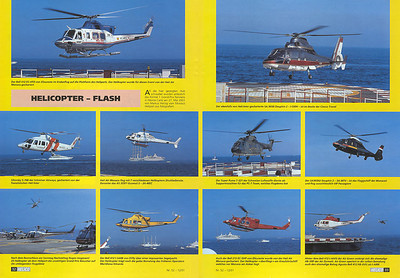 Helico - Helicopter Flash from Monaco F1 Grand Prix Dec 2001