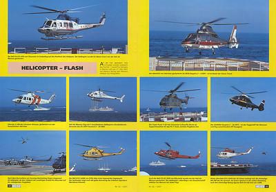 Helico - Helicopter Flash from Monaco F1 Grand Prix Dec 2001
