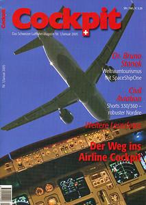 Cockpit - Magazine Cover No.1 2005