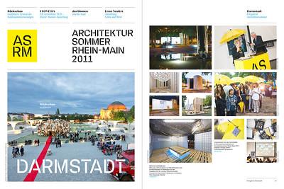Fotos für den Architektursommer Rhein-Main