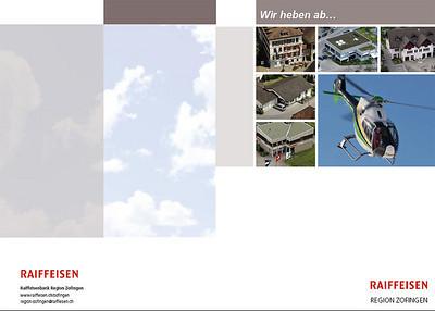 Raiffeisenbank Region Zofingen - Flyer 2006