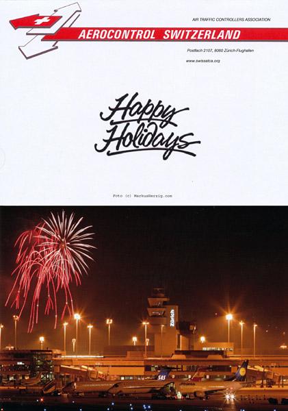 Aerocontrol - Happy Holidays Card 2011