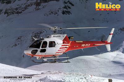 Helico – Magazine Poster 2002