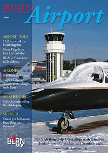 Bern Airport - Magazine Cover No.4 2009