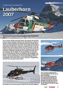 Cockpit – Heli-Focus No.3 2007