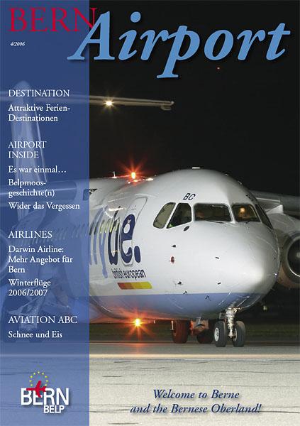 Bern Airport - Magazine Cover No.4 2006