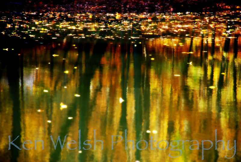 """Fire in Water""<br /> <br /> © Ken Welsh Copyright"