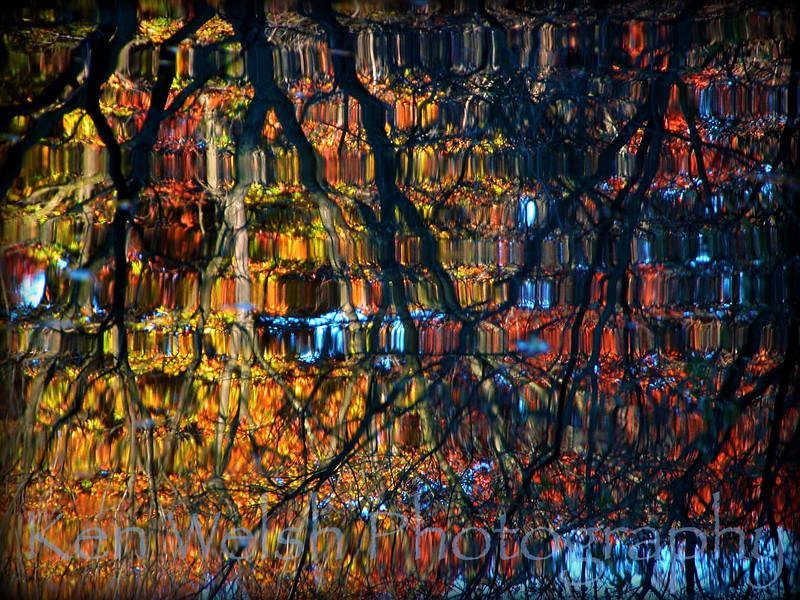"""""""Ripple Effect""""<br /> <br /> © Copyright Ken Welsh"""