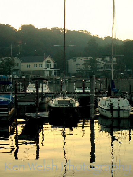 Saugatuck © Copyright Ken Welsh