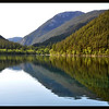 Pavilion Lake Reflections