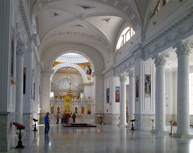 Transfiguration Cathedral, Odessa, Ukraine