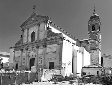 Cathedral of Santa Maria Assunta and San Modestino, Avellino, Italy
