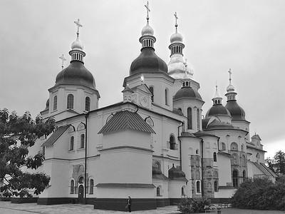 Saint Sophia's Cathedral, Kyiv, Ukraine