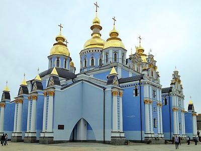 St. Michael's Monastery, Kyiv, Ukraine