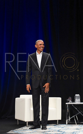 Obama speaks at 15th Annual Diversity and Leadership Conference