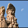 Hoodoos Howling at the Moon