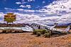 TWIN ENGINE PLANE CRASHED AT BROTHEL- BEATTY NEVADA