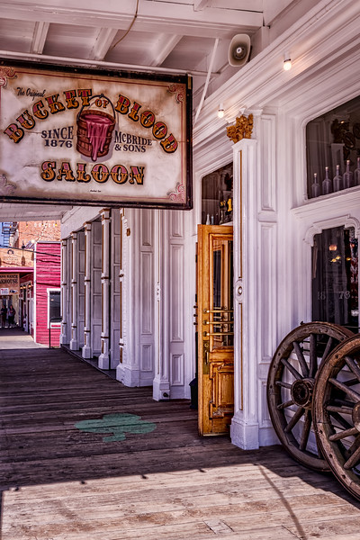 VIRGINIA  CITY  NEVADA