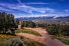 INVITING WALK- SIERRA MOUNTAINS CALIFORNIA