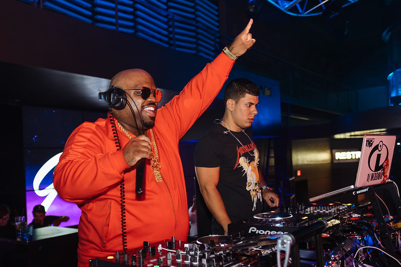 Event Photography of Cee Lo Green.