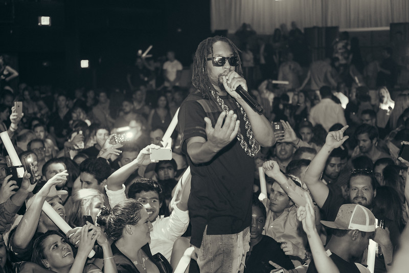 Entertainment Photography of LiL Jon in Lake Tahoe, NV
