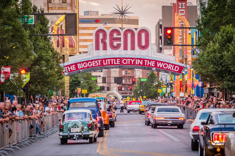 Photographs by Reno Photographer Marcello Rostagni of Hot August Nights Event in Reno, NV.