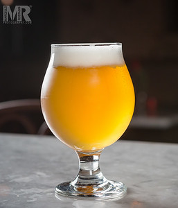 Reno Photographer Marcello Rostagni creates editorial photography of a delicious beer from Saint James Brasserie for Draft Magazine