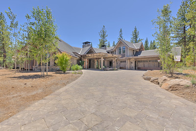 Luxury Real Estate photography for builder.
