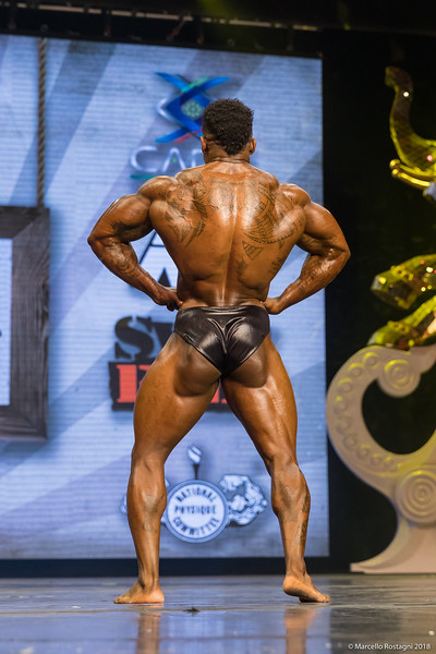 1st Place 41 Tonio Burton