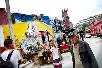 04-Cuba 2014 Callejon de Hammel